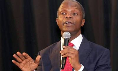 VP Osinbajo reacts to rumoured presidential ambition