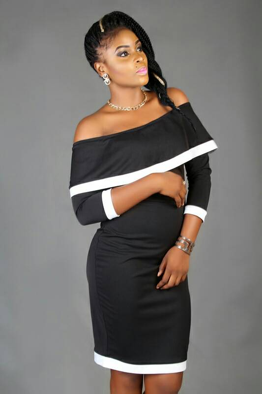 Nigerian Beauty Queen, Bella Sylvanus In A Sexy Photo Shoot
