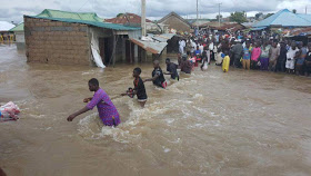 SAD! 20 persons killed in Suleja Flood