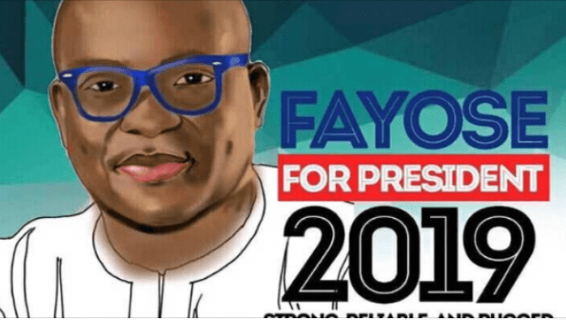 Fayose kicks off 2019 Presidential campaign on Facebook