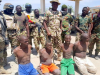 See Photos! Army Arrests Four Boko Haram Terrorists