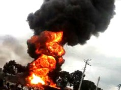 TRAGEDY: 25 burnt to death in Kogi auto accident