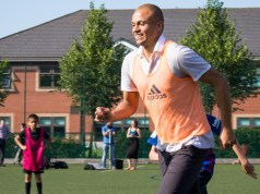 Wes Brown Ready for Barcelona return