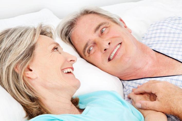 Getting intimate on a weekly basis can help slow the aging process, say scientists
