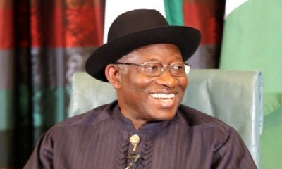 Former Nigerian President Goodluck refutes quitting report, says he remains in PDP