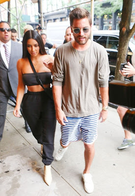 Kim Kardashian And Scott Disick Finally Makeup