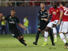 UEFA Super cup: Manchester United lost narrowly after Lukaku his first goal after signing