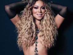 Photos: Mariah Carey goes top-less on the Cover of Paper Magazine