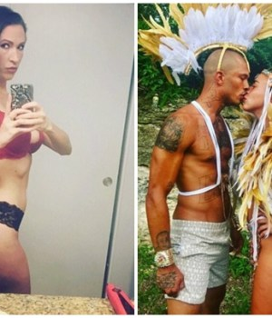 Jeremy Meeks' estranged wife parades Her perky posterior in thong-clad selfie