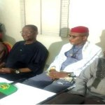 Breaking News: Nnamdi Kanu, Igbo leaders meet over Anambra election
