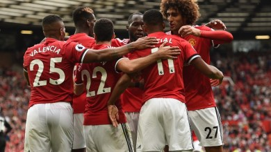 Lukaku shines on debut as Manchester United trashed Hammers 4-0