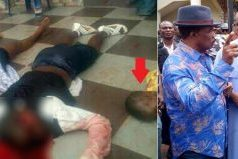 Anambra Church Shooting Linked To Indigenes Living Abroad- Gov Obiano