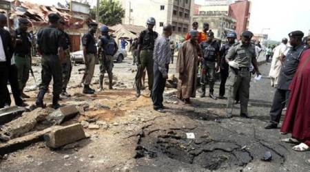 15 persons killed in Borno suicide bomb attack