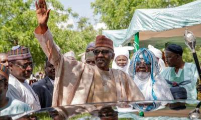 'Buhari Promised Not To Run For Re-election In 2019' – Women Affairs Minister
