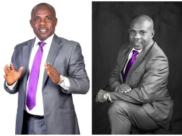 Wow! Happy Birthday to this great personality, Barrister Francis is plus ONE