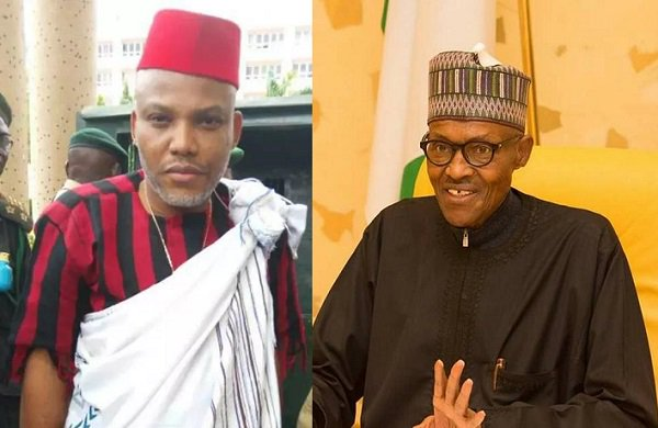 Biafra: Buhari not a Nigerian – Nnamdi Kanu [VIDEO]