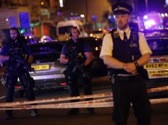 Soldiers among four terror suspects arrested in UK
