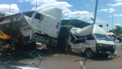 Fatal: 30 crushed to death in accident along Lagos-Ibadan highway