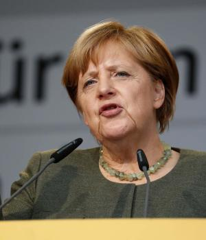 German election: Angela Merkel wins 4th term in office
