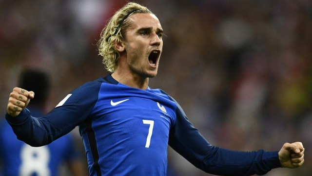 Football: Manchester United ready £100m Griezmann Bid