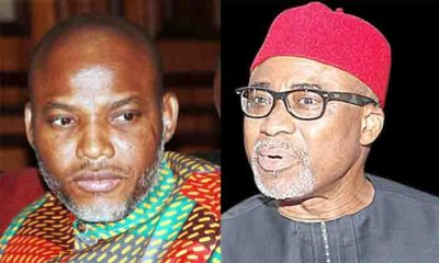 Biafra Update: Abaribe writes Nigeria's ambassador to Israel over Nnamdi Kanu (Full text)