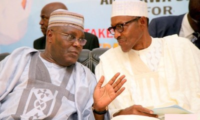 Buhari not a democrat, must be sacked in 2019 – Atiku averred