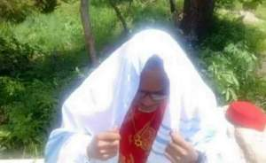 Photos of Nnamdi Kanu that tells you he's sent by God