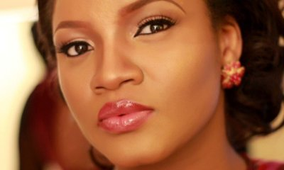 Why people labelled be 'Prostitute' Nollywood actress, Omotola speaks up