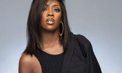 'When I remove push-up bras, make ups, I don't look beautiful' Tiwa Savage