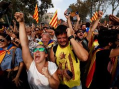 Catalonia just declared independence from Spain