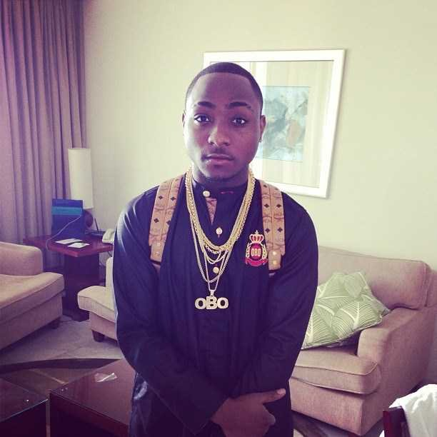 Davido speaks on police report on Tagbo's death