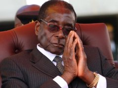 Robert Mugabe removed from office as Zimbabwean President
