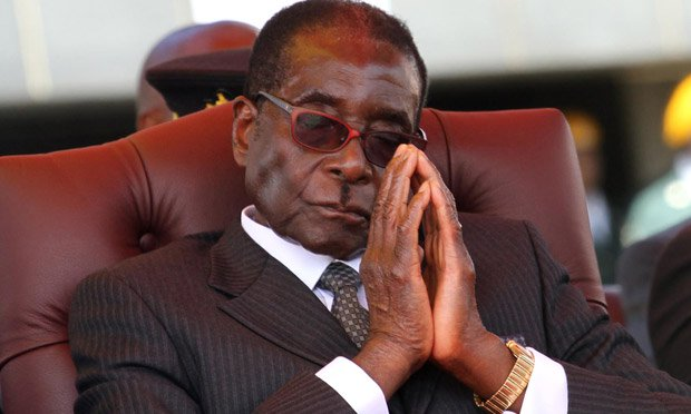 WHO goodwill ambassador role withdrawal, Mugabe reacts