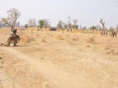 Troops nab Boko Haram terrorists sneaking into Sambisa