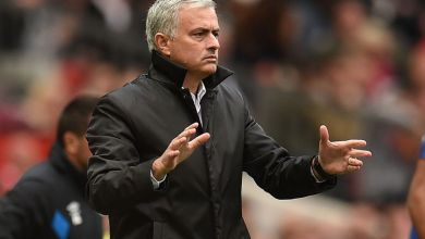 """Mancherster United boss, Mourinho accuses Mkhitaryan of """"disappearing"""" during matches"""