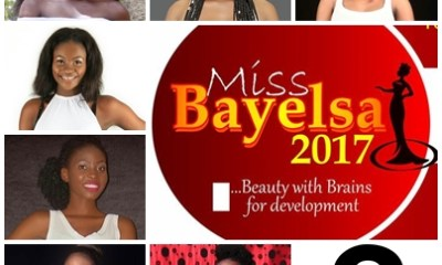 Who wins Miss Bayelsa 2017 Beauty Pageant? (See Photos)
