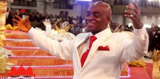 Watch LIVE Service of Winners' Chapel with Bishop David Oyedepo