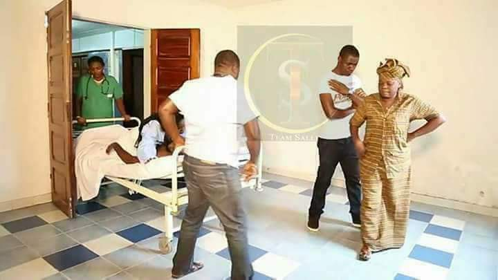 Live photos of man who stuck on his friend's wife during Valentines sexx