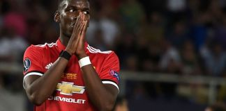 Pogba finally speaks after he was substituted in United's 2-0 loss to Tottenham