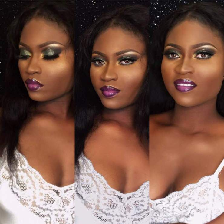 Miss Bayelsa Beauty Queen Freda Fred sets internet on fire with killer photo