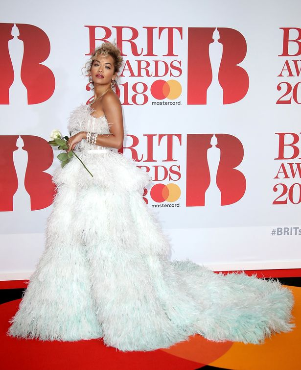 Dua Lipa, Paloma Faith and Tallia Storm lead the worst dressed at the Brit Awards 2018