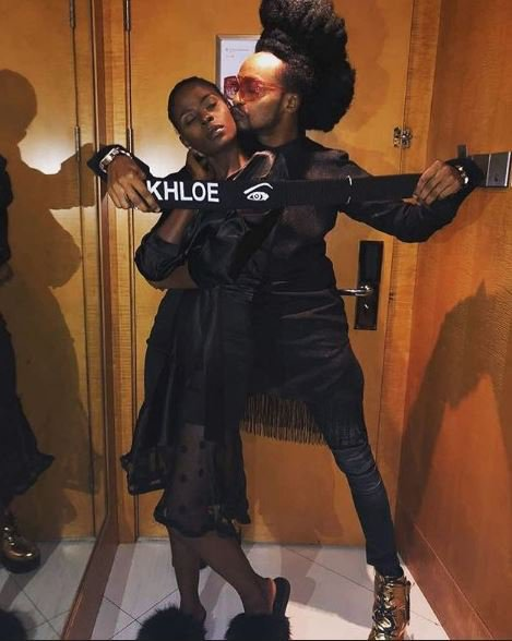 What Khloe said about Denrele after eviction [PHOTO