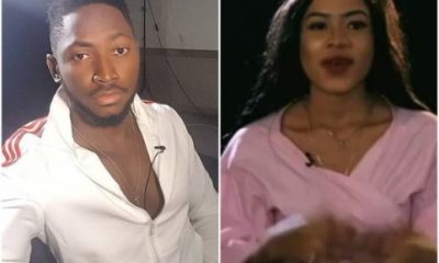 BBNaija 2018: Miracle reveals how he will handles his relationship with Nina