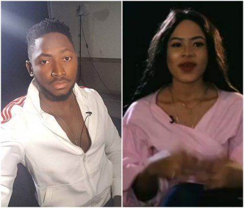 BBNaija 2018 Double Wahala: Reactions trail Nina, Miracle's Sunday morning sex