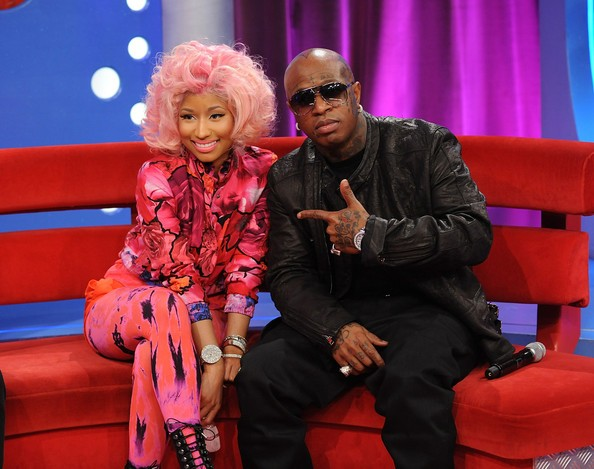 Celeb: Birdman says Nicki Minaj is the Best Female ever in Hip-Hop