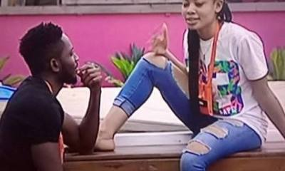 BBNaija 2018: You must give Nina half of N45m, her marathon sex made you winner - Nollywood Actor tells Miracle