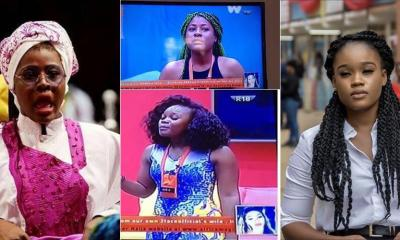BBNaija 2018 Day 71: Alex and Cee-c dirty fight, fans react - Video