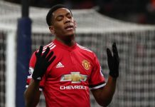 Arsenal favourites to land Martial from Manchester United