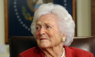 Former United States First Lady, Barbara Bush is dead