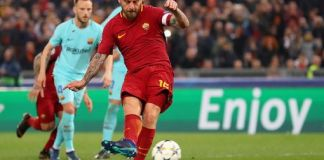Champions League: Roma trash Barcelona, Liverpool dump Man City out